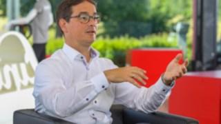Linde Material Handling Rhein-Ruhr-Geschäftsführer Matthias Vorbeck im Interview